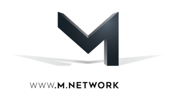 Logo for M Network