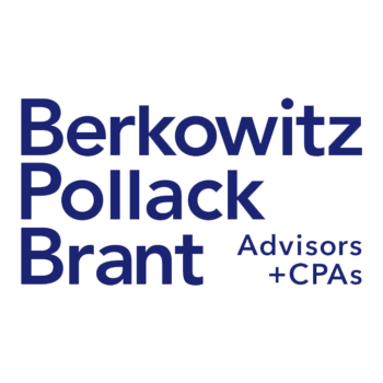 Logo for Berkowitz Pollack Brant, Advisors and CPAs